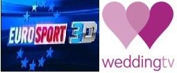 n: Eurosport 3D и Wedding TV в списке