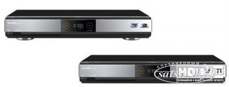 Новые 3D Blu-ray рекордеры Sharp