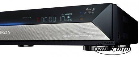 На рынок вышли новые 3D Blu-ray рекордеры Toshiba