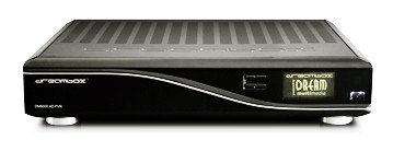 Обзор DreamBox DM 8000 HD PVR DVD