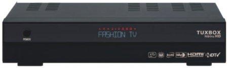 Tuxbox Nibiru HD PVR спутниковый ресивер hdtv и медиа проигрыватель