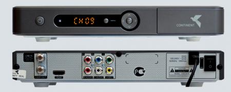 HD ресивер Continent CHD-04/IR — доступно!