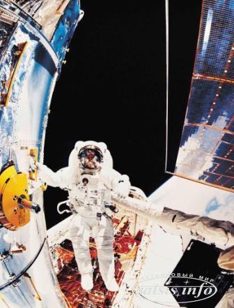 Большое космическое приключение на Discovery Channel