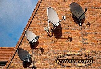 """Техас собирается ввести налог на спутниковые """"тарелки"""""""
