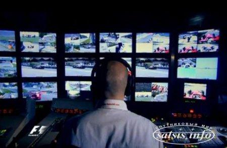 Промо-ролик трансляции Формулы-1 на Первом национальном.
