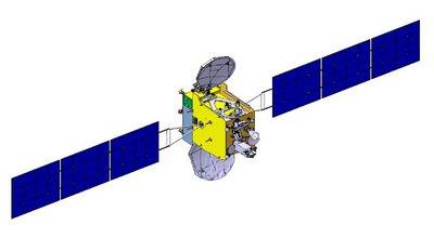 Новый этап создания спутника «Ямал-300К»