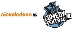 Телеканалы Nickelodeon HD и Comedy Central HD в составе Sky DE