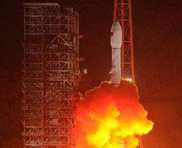 Китай запустил новый вещательный спутник