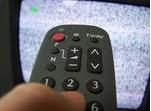 Лукашенко выбрасывает старые телевизоры