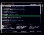 Обзор спутникового HD ресивера Xtrend ET9000 HD Twin