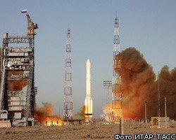 Россия до 2013г. запустит 6 новых спутников