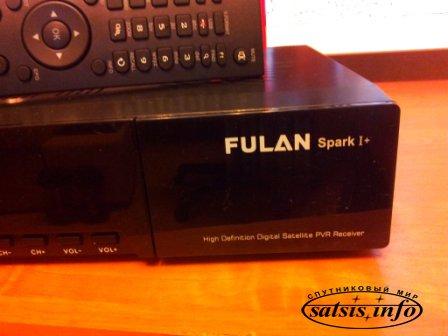 Обзор спутникового HD ресивера Fulan Spark I +