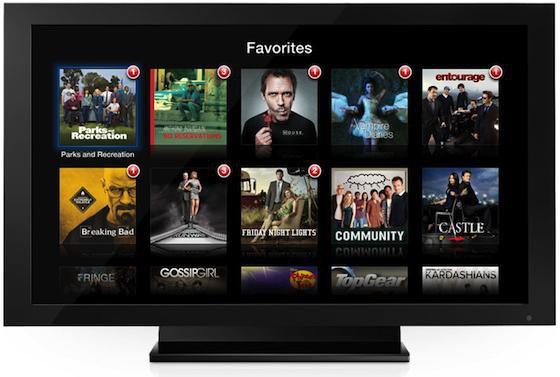 Больше слухов о телевизоре Apple