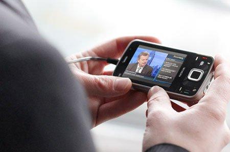 В Польше матчи Евро покажет мобильное ТВ