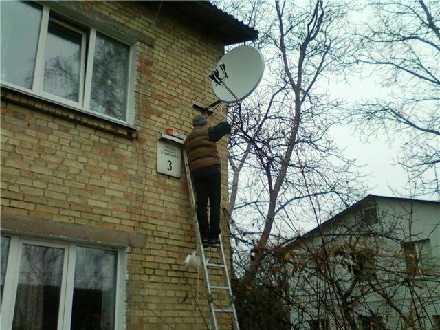 В Беларуси спутниковые тарелки покупают учителя, бомжи и нувориши