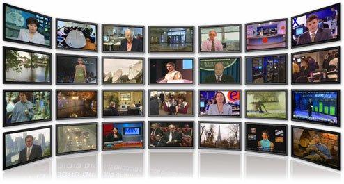 Цифровое телевидение начнет вещание в Красноярском крае в 2013 году
