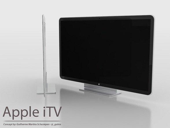 """Каким будет iTV? Три возможные модели работы """"яблочного телевидения"""""""
