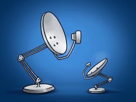 Теория эволюции спутникового телевидения