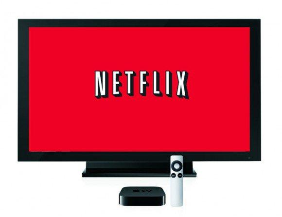 Новая ТВ-приставка Apple TV показывает потоковое 1080p-видео от Netflix