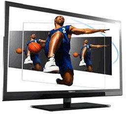 3D-телевизор с разрешением Quad Full HD от Toshiba поступает в продажу