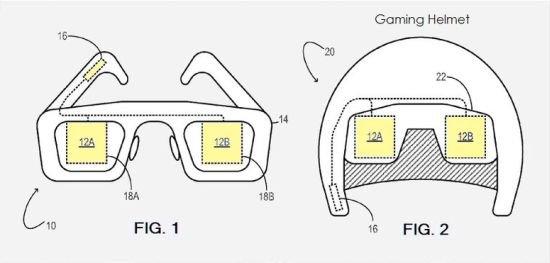 Microsoft разрабатывает очки и шлемы виртуальной реальности