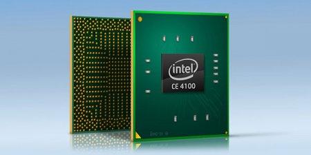 Intel представила семейство телевизионных систем на чипе Atom CE5300