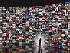 Популярность ТВ выросла из-за увеличения количества телевизоров в семьях