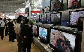 Рынок телевизоров впервые в истории уйдет в минус
