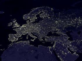 В Европе победил спутник