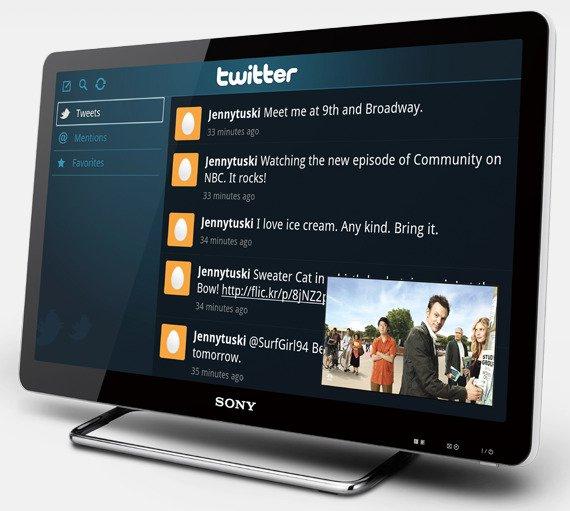 Sony намерена стать лидером на рынке сетевых ТВ