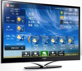 Lenovo начинает продажи телевизоров на операционной системе Google Android 4.0