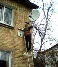 Белорусов оштрафуют за спутниковые антенны