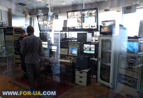 Киевская телебашня: вымыслы и реальность