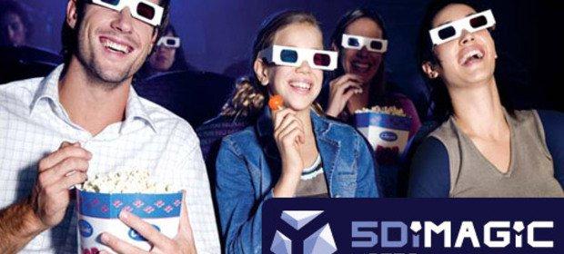 Джеймс Кэмерон пророчит эру 5D-технологий