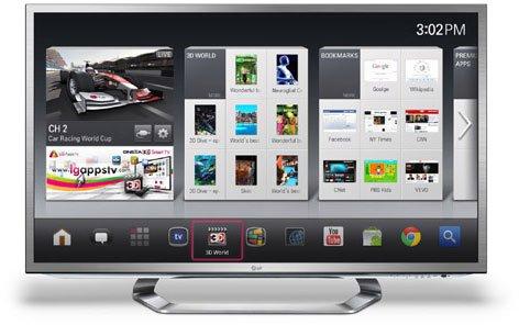 В этом месяце появятся телевизоры LG на платформе Google TV