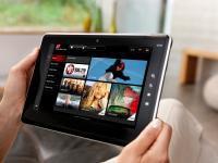 Люди предпочитают смотреть телевидение на планшетниках