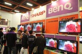 BenQ продолжает бороться за долю на мировом ТВ-рынке