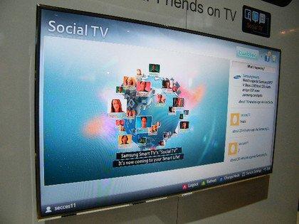 """Как превратить ТВ в компьютер: """"апгрейд"""" и Интернет-сервисы Samsung UE46ES8000"""