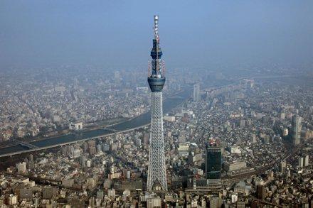В Токио открыли самую высокую телевышку в мире