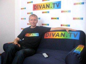 Колодюк планирует привлечь до 100 тыс абонентов Divan.tv до конца года