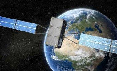 Первый украинский спутник связи не смогут запустить в 2013 году