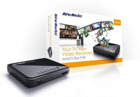 Computex 2012: автономный TV-тюнер AVerMedia с записью телепрограмм