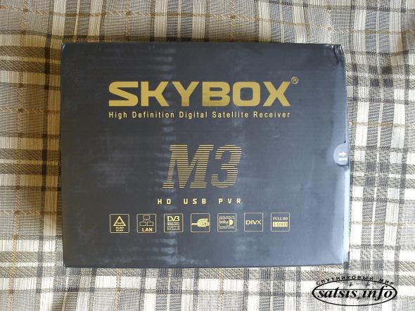 ресивера Skybox M3