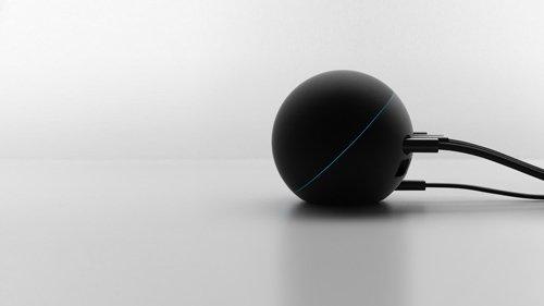 """Обзор ТВ-приставки Google Nexus Q: незавершенный мистический """"медиа-шар"""""""