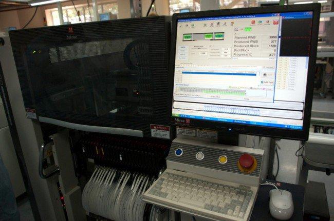 Сделано в Украине: экскурсия на завод по производству медиаплеера Aura HD