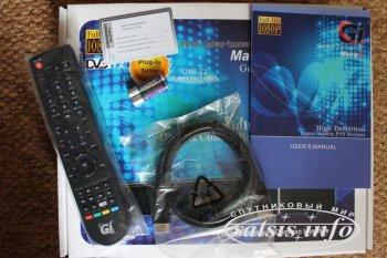 Обзор Galaxy Innovations Matrix2 (DVB-S2 + DVB-T2)