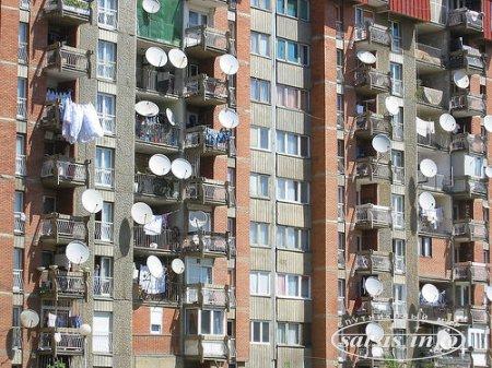 Верховной Раде предложили повысить штрафы за нарушения правил благоустройства жилых домов и строений