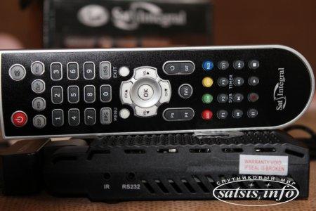 Обзор спутникового HD ресивера невидимки Sat-Integral S-1221 HD Stealth