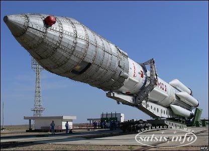 Сегодня на орбиту будут выведены спутники Экспресс-МД2 и Telcom-3