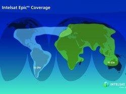 Intelsat заявил о большом спросе на спутники EPIC